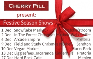 Blog   Cherry Pill Band, Kristel Birkholtz, Rory Gaddin, Music
