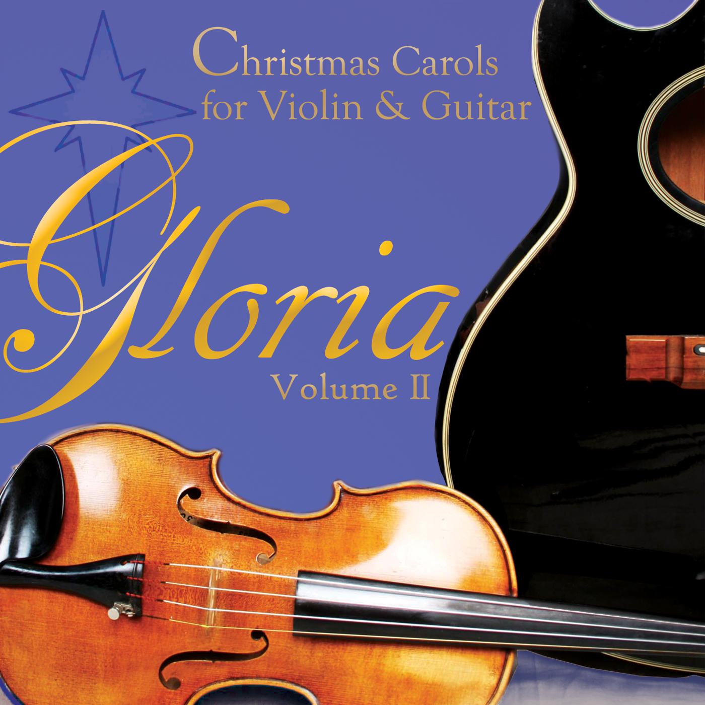 Christmas Violin.Gloria Vol 2 Instrumental Christmas Carols For Violin And